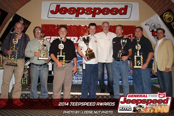 Jeepspeed Awards, General Tire, KMC Wheels, Premier Jeep