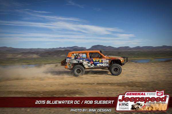 Rob Suebert, Jeepspeed, KMC Wheels, Poly Performance, Off Road Racing, Bink Designs