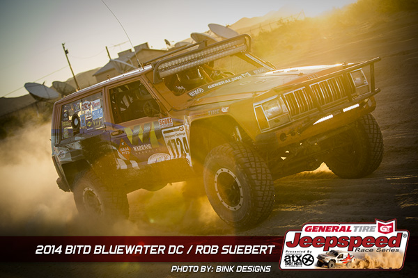 Rob Suebert, General Tire Jeepspeed Cup, Parker, Off Road, Jeep