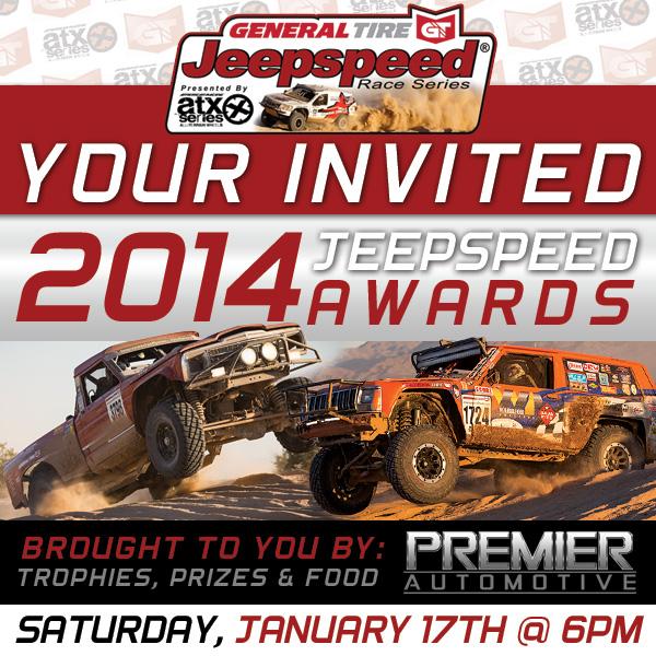 General Tire Jeepspeed ATX Wheels Awards, Premier Automotive