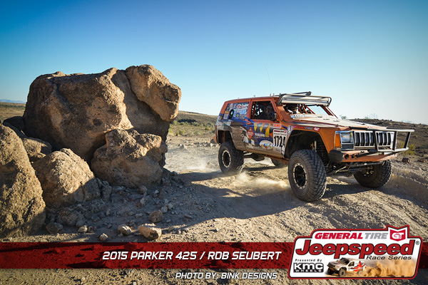 Rob Seubert, General Tire, Off Road Racing, Jeepspeed, Poly Performance
