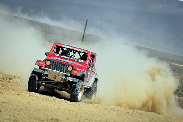 Perry Coan, Jeepspeed Race Series
