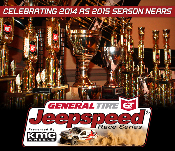 General Tire Jeepspeed Series Celebrates 2014 As 2015 Season Nears