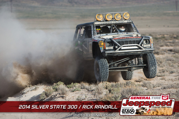 Rick Randall, ATX Wheels, General Tire, Silver State 300, Best In The Desert, King