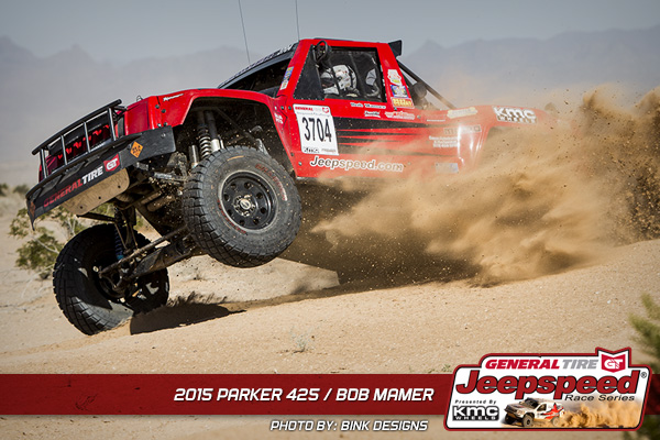Bob Mamer, Best In The Desert, Baja Pits, General Tire, Jeep Comanche