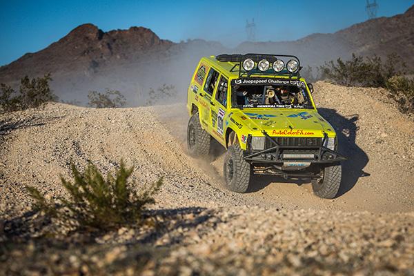 Jeepspeed Race Series, General Tire, KMC Wheels, Off Road Racing