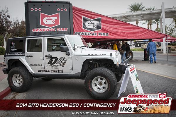 Jeepspeed, Rubicon, General Tire, Henderson 250, T&J Performance