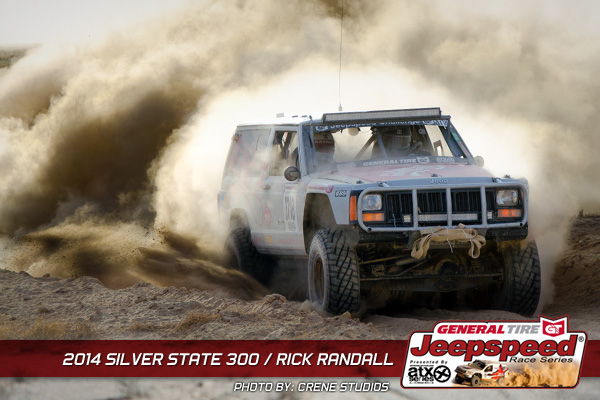 Brian Davidson Wins Jeepspeed Cup, Silver State 300, Best In The Desert, General Tire, ATX Wheels