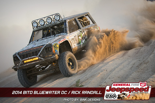 Rick Randall, Jeepspeed, Jeepspeed Cup, Off Road Racing, General Tire
