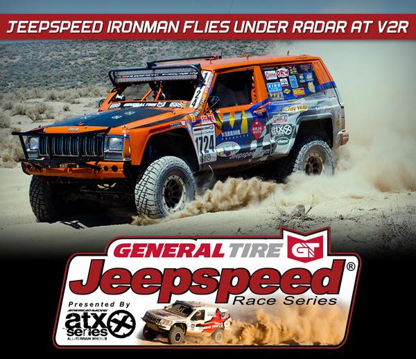 Rob Seubert Wins General Tire Vegas To Reno