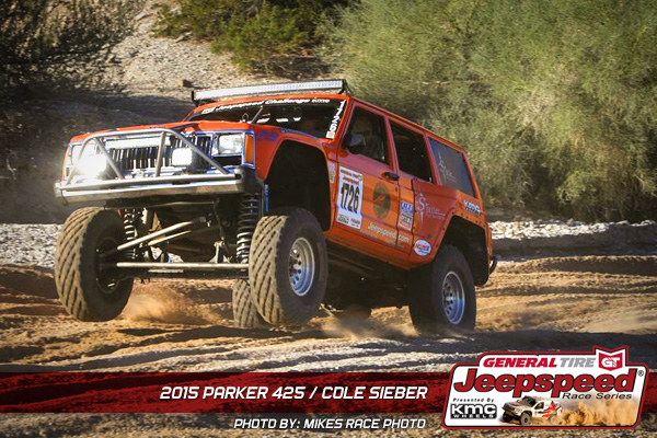 Cole Sieber, Jeepspeed, King Shocks, Howe Performance