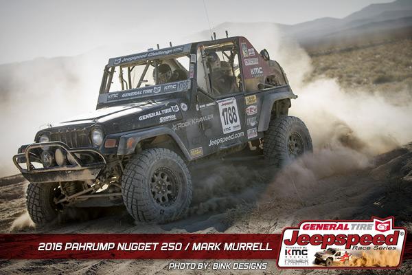 Mark Murrell, KMC Wheels, Jeep, Jeepspeed, Bink Designs