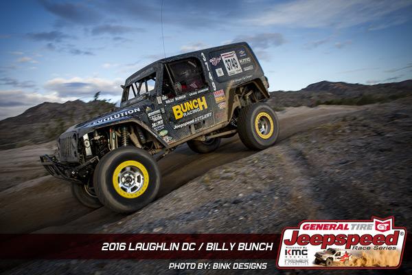 Billy Bunch, Jeepspeed, KMC Wheels, Jeep Wrangler, Currie Enterprises, G2 Axle & Gear