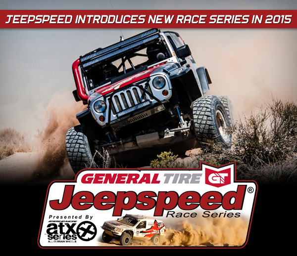 Jeepspeed Introduces The Wrangler Desert Trophy Series In 2015