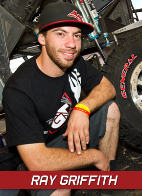Ray Griffith, General Tire, A&G Motorsports