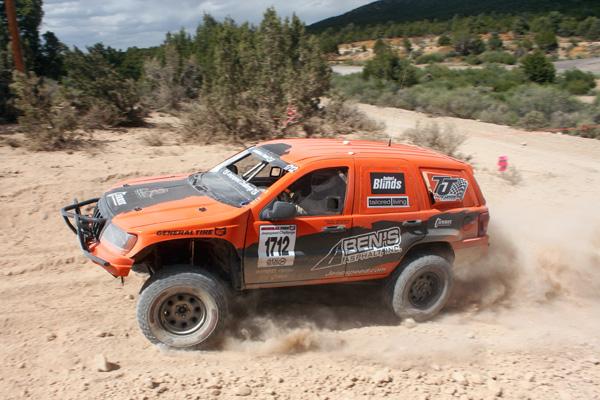 Todd Jackson, Jeepspeed Challenge