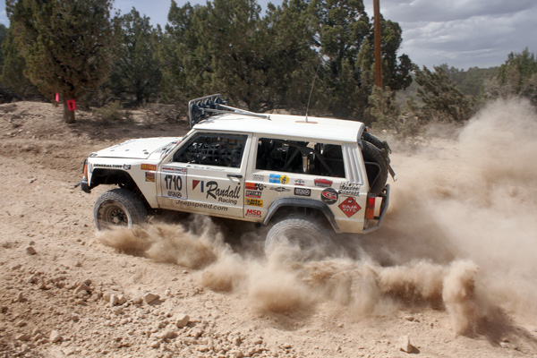 Rick Randall, Rubicon Express, Jeepspeed, General Tire