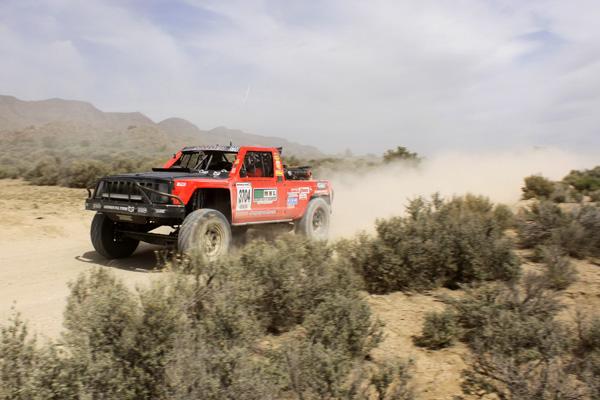 Bob Mamer, Jeepspeed, General Tire, ATX Wheels