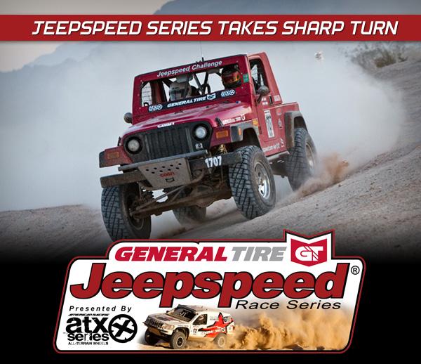 Jeepspeed Challenge, Skylar Gambrell, General Tire, ATX Wheels, BlueWater Desert Challenge