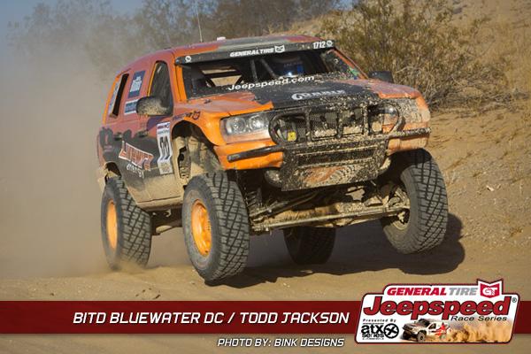Todd Jackson, Jeepspeed, Jeep Cherokee, Livewire Energy, TJ Performance