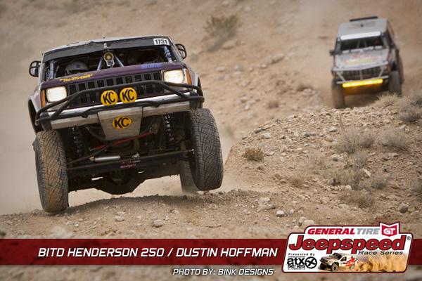 Dustin Hoffman, Jeepspeed Challenge, Off Road Racing, Jeep