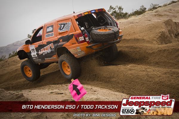 Todd Jackson, Jeepspeed Race Series, TJ Performance, King Shocks
