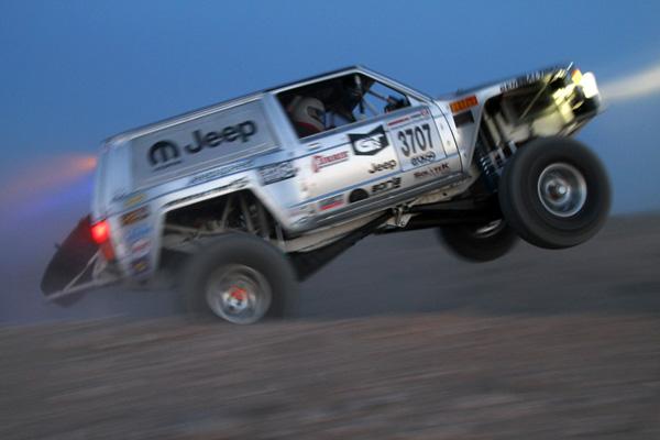 Darren Skilton, Jeepspeed, General Tire, Jeep, Mopar, The Mint 400