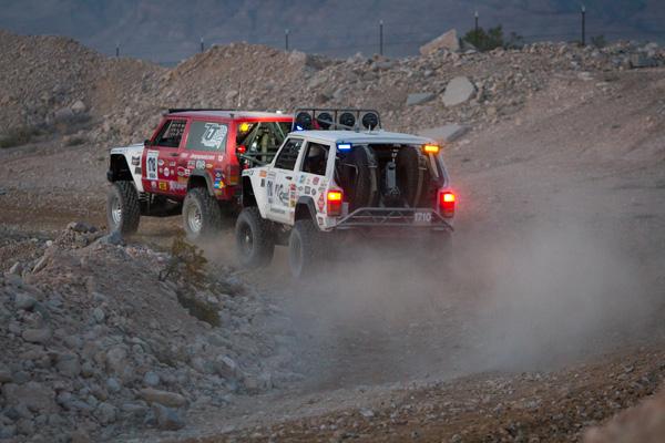Rick Randall, Jeepspeed, General Tire, ATX Wheels, The Mint 400, Bink Designs