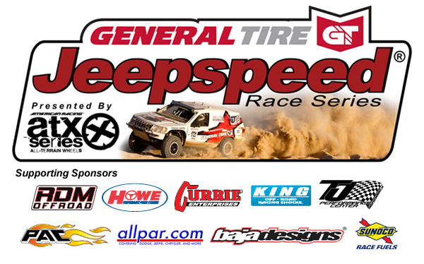 General Tire Jeep Speed Series presented by ATX Wheels