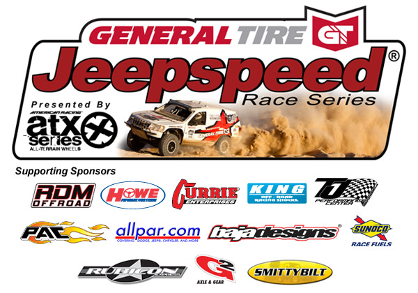 Jeep Speed Sponsors