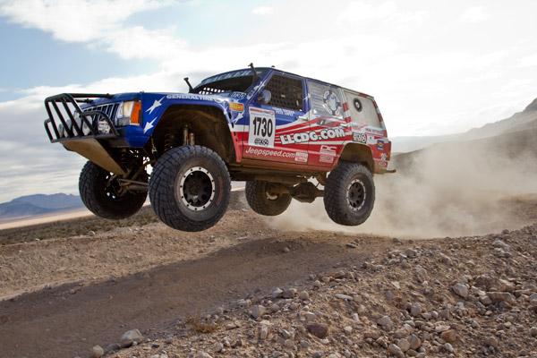 General Tire Jeepspeed, Desert Racing, BITD