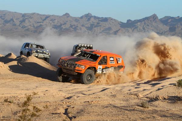 General Tire Jeep Speed Race Series, ATX Wheels, TJ Performance