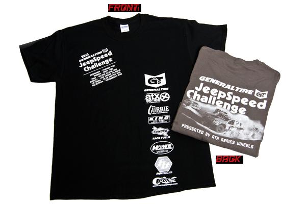 Jeepspeed Challenge T-Shirt