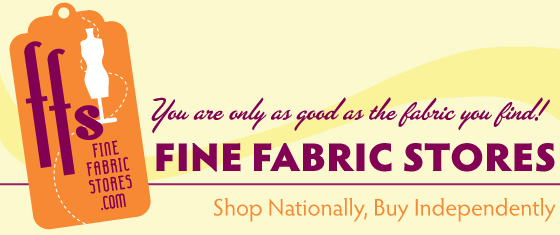 Fine Fabric Stores - email 29 stores in one click!