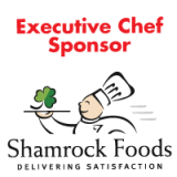 Executive Chef Sposor - Shamrock Foods