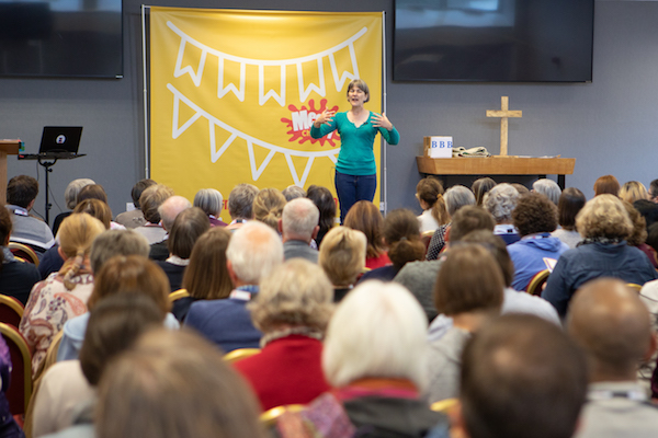 Messy Church International Conference