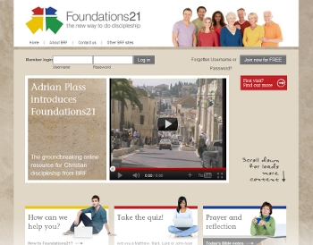 Visit Foundations21