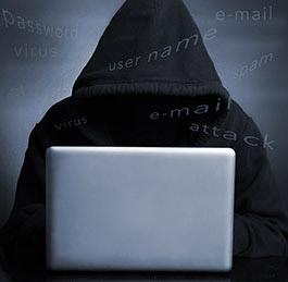 Annonymous hacker