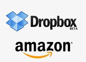 Integrations with Dropbox and Amazon