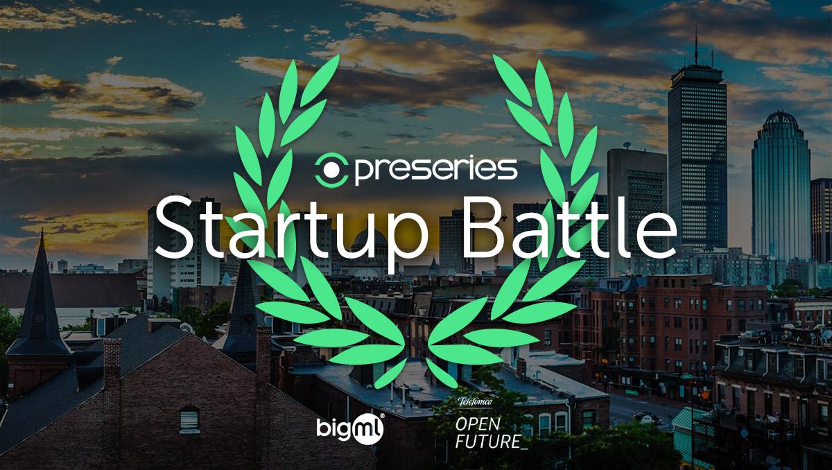 Preseries Startup Battle