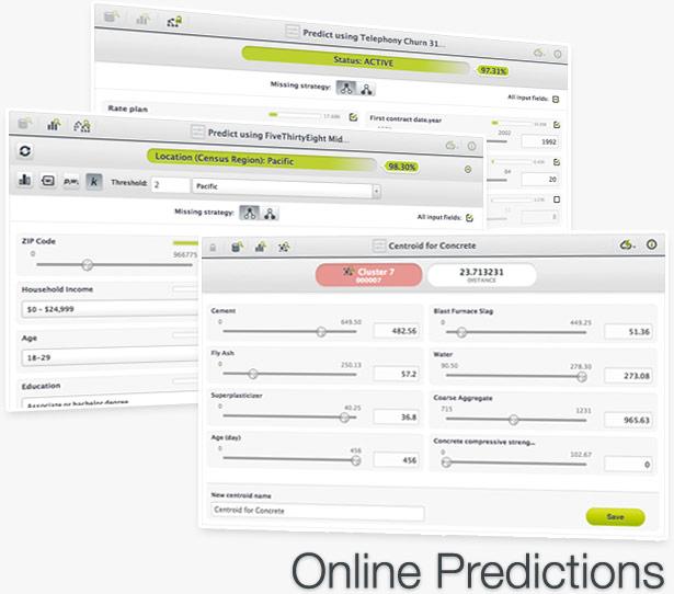 Online Predictions
