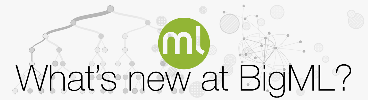BigML - Machine learning made easy