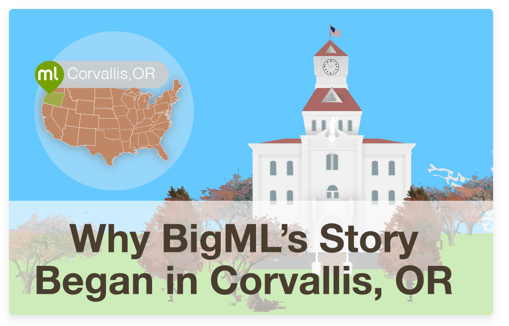 Small Town, Big Innovation: Why BigML's Story Began in Corvallis, OR