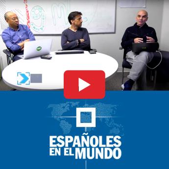 """BigML on Spanish TV Show """"Españoles en el Mundo"""""""