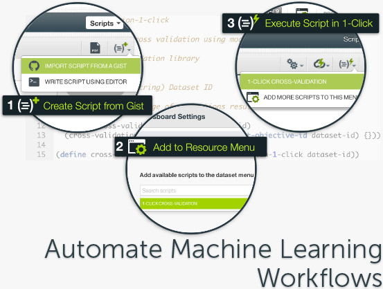Automate Machine Learning Workflows