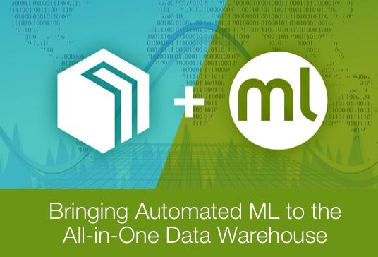 Partnership: SlicingDice + BigML