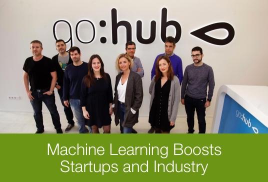 Partnership: GoHub + BigML