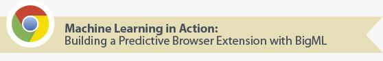 March Webinar: Building Predictive Apps with Bigml's API
