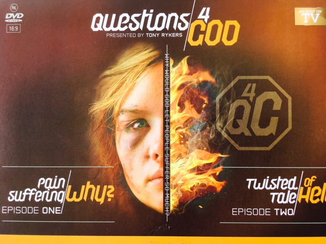Questions for God - DVD