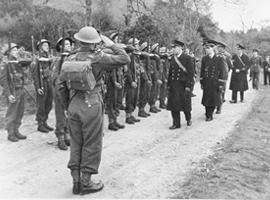 Louis Begot, un des derniers membres du commando Kieffer est décédé